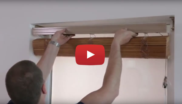 How to install wood