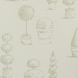 Clarke & Clarke Topiary Sage