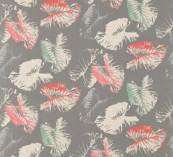 Harlequin Palmetto Coral/Mint