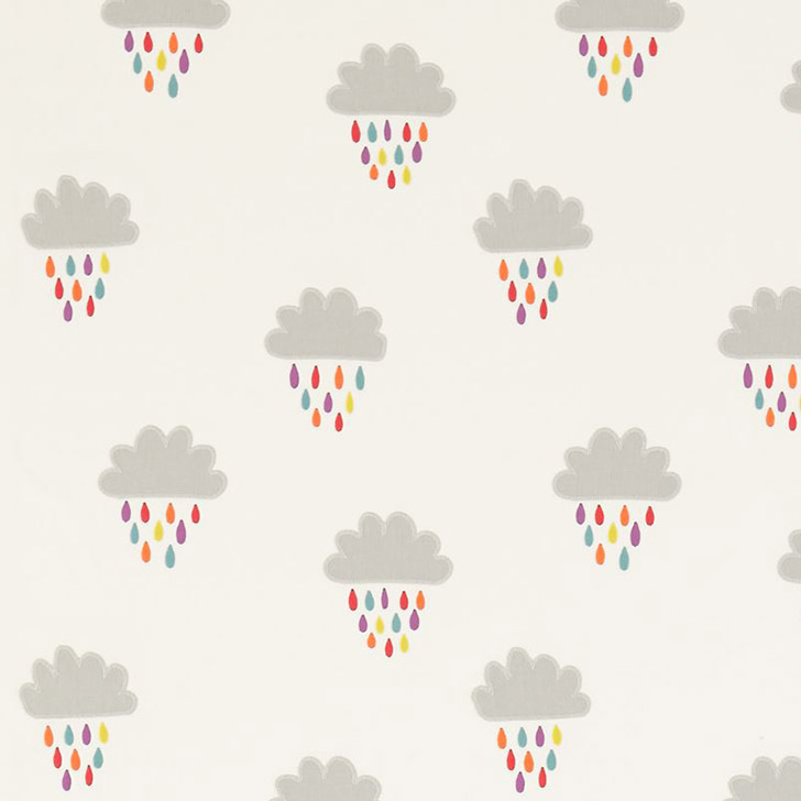 Scion April Showers Poppy/Tangerine/Sunshine