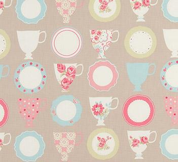 Studio G Teacups Taupe