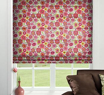 Scion Bloomin Lovely Sherbet/Raspberry/Chalk
