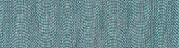 Voile Optik Faux Uni Vague Bleu