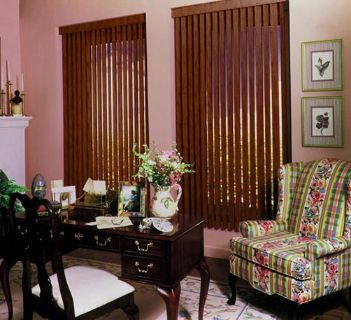 Wooden Vertical Blinds High Quality Blinds Direct